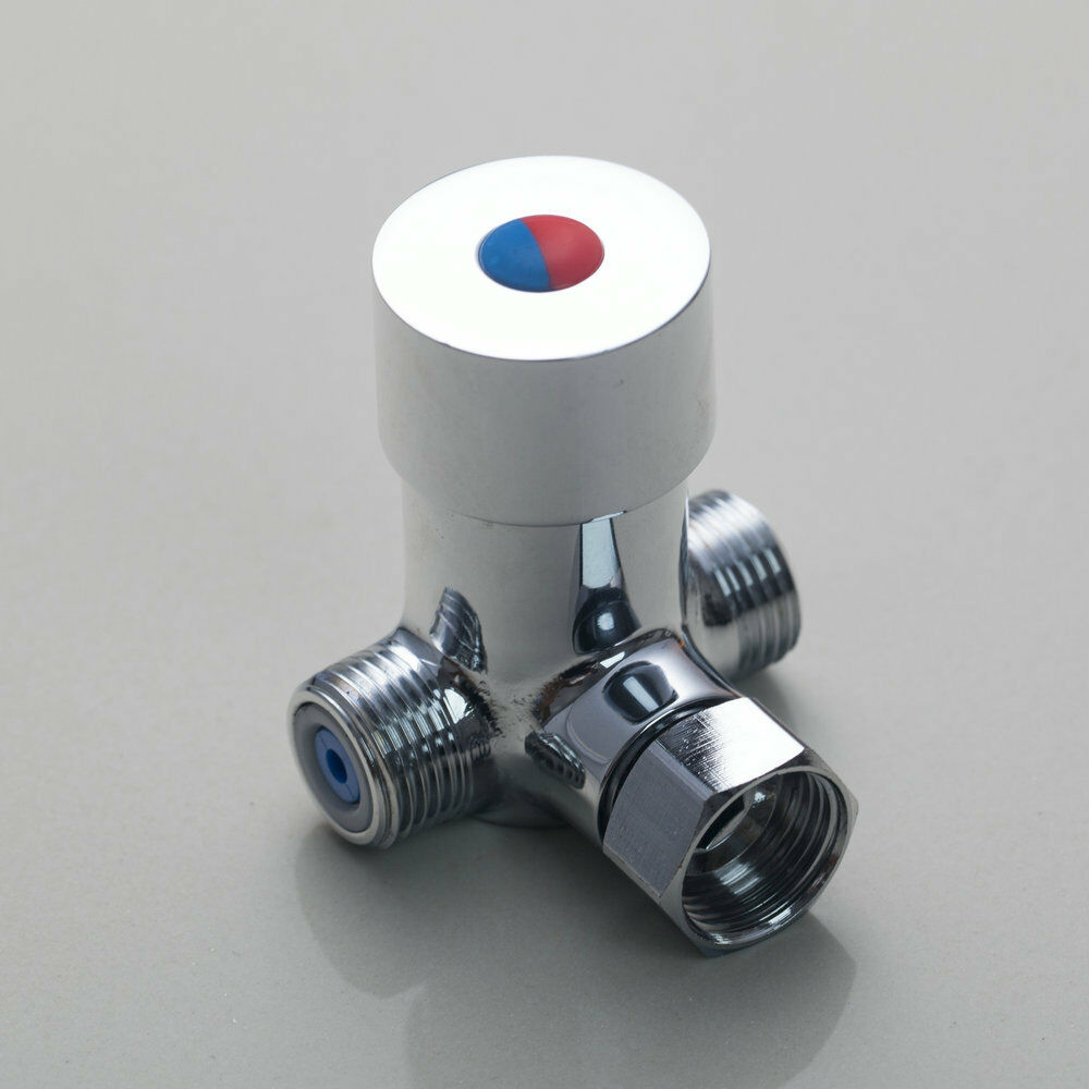 E-pak Touchless Faucet Hot Water Mixing Valve Thermostatic