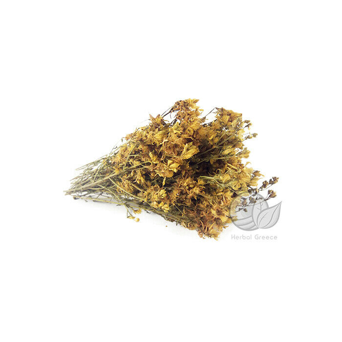 St. John's wort, dried, herb, whole plant, Greek 100g (3 ...