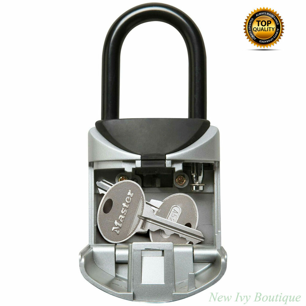 Key Safe Lock Box For Keys New Master Lock Combination