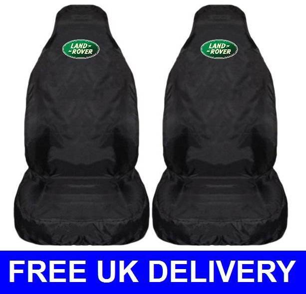 Land Rover Car Seat Covers Protectors Waterproof