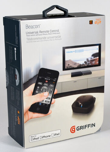 iphone remote control griffin gc171 beacon universal remote for ipod 12188