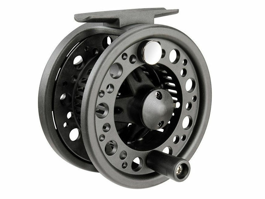 Okuma airframe 4 6 aftm fly fishing reel ebay for Fly fishing reels ebay