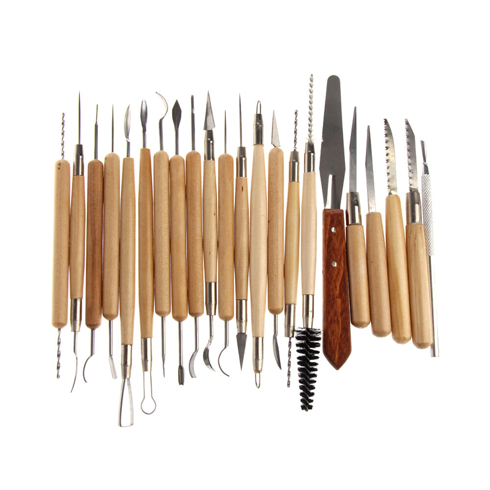 Stainless Steel Clay Sculpting Tools