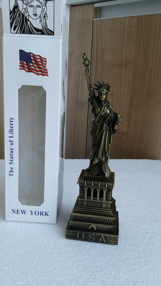 18cm statue of liberty home decoration gifts souvenir for Home decorations gifts
