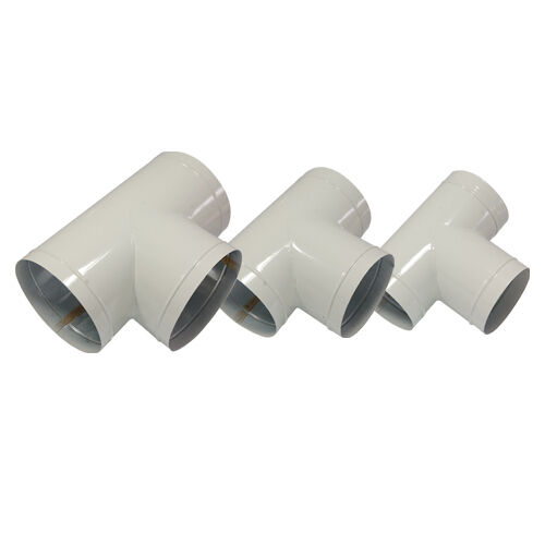 Quot t connector duct fittings inline fan