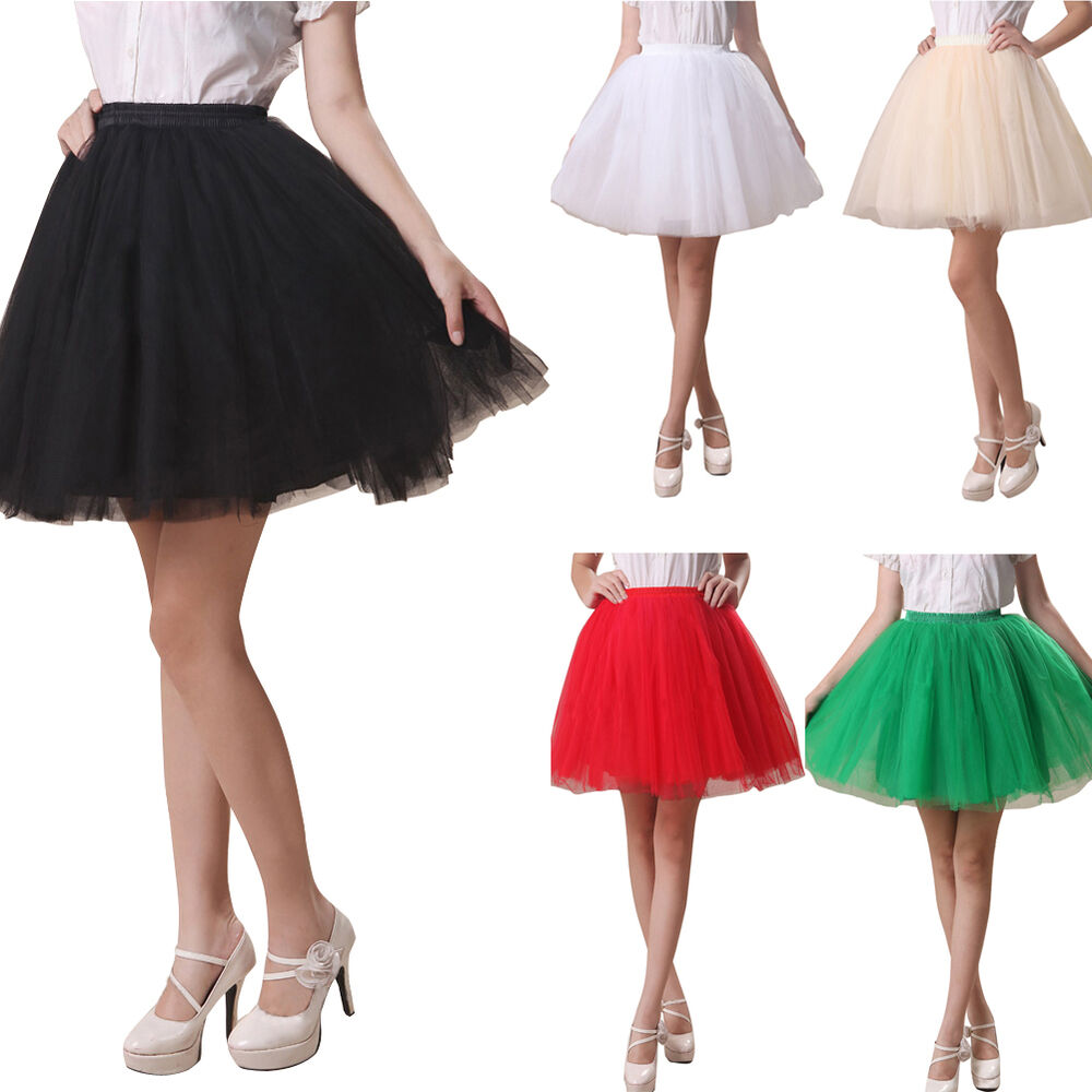 Petticoats for adults