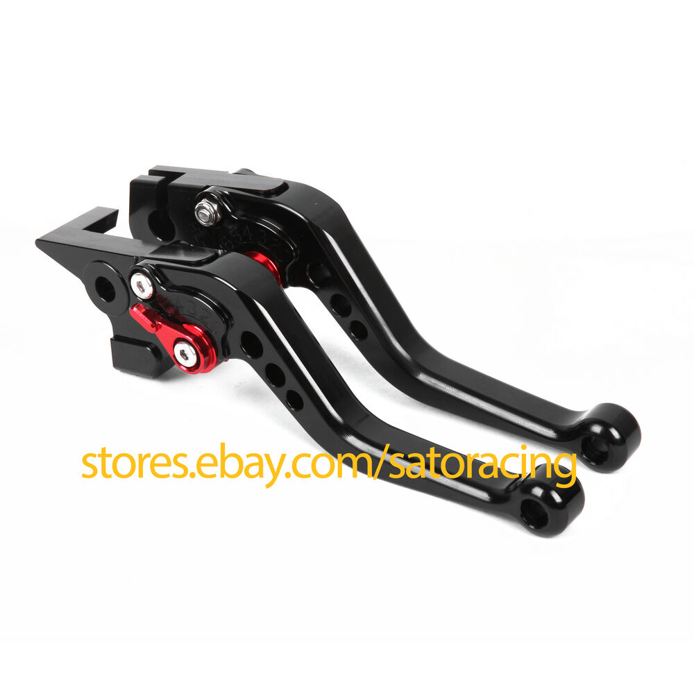 Cnc Adjust Brake Clutch Levers For Triumph Street Triple