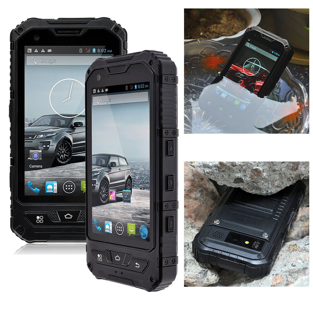 A8 Land Rover Ip68 Waterproof Android 4 2 Quad Core Nfc