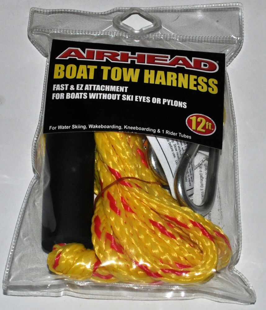 Airhead 12 Ft  Boat Tow Harness