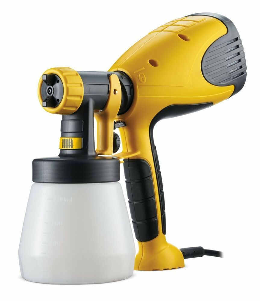 Airless paint sprayer hvlp electric spray gun system for Air or airless paint sprayer