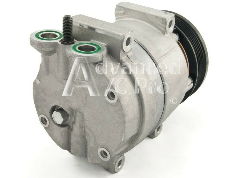 new ac compressor fits 2004 2005 2006 2007 2008 chevrolet. Black Bedroom Furniture Sets. Home Design Ideas