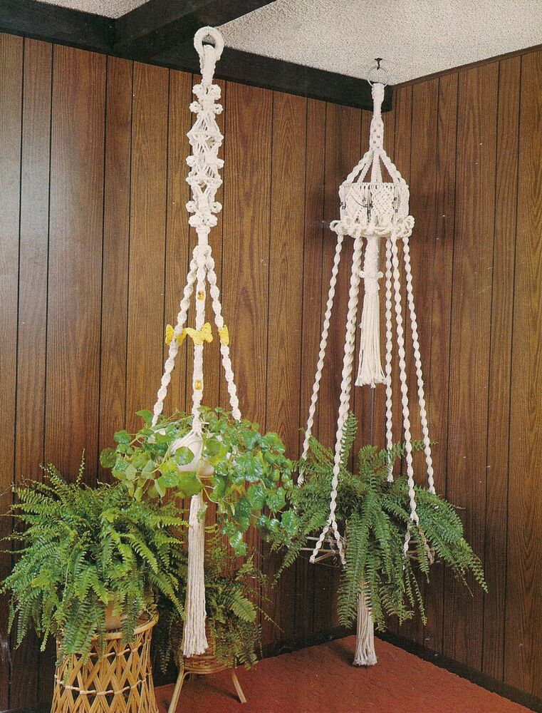 Butterfly Plant Hanger Amp Hanging Table Craft Book