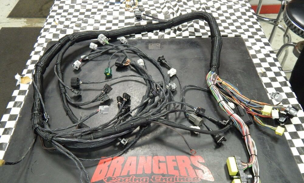 2jzgte brand new 2jz gte into mk3 supra ma70 engine wiring harness 2jzgte brand new 2jz gte into mk3 supra ma70 engine wiring harness
