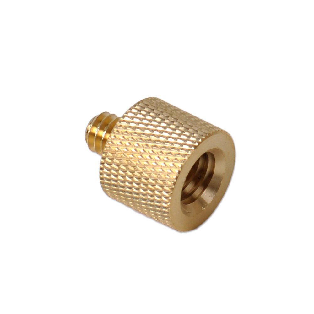 Quot female to male tripod thread reducer adapter