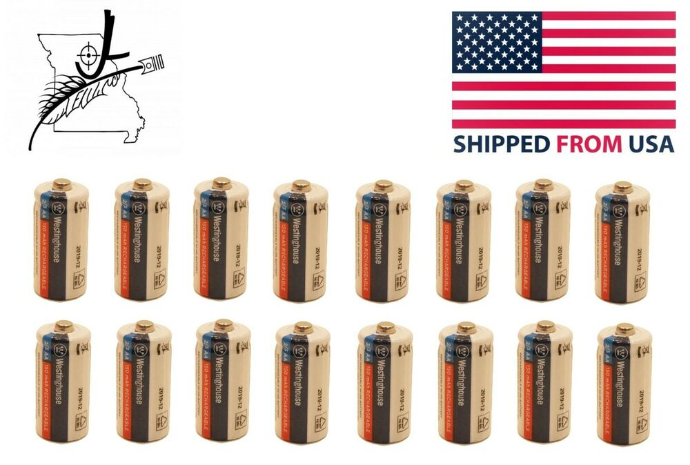 16x 2 3 aa ni cd battery rechargeable 1 2 v volt 150 mah batteries chargeable ebay. Black Bedroom Furniture Sets. Home Design Ideas