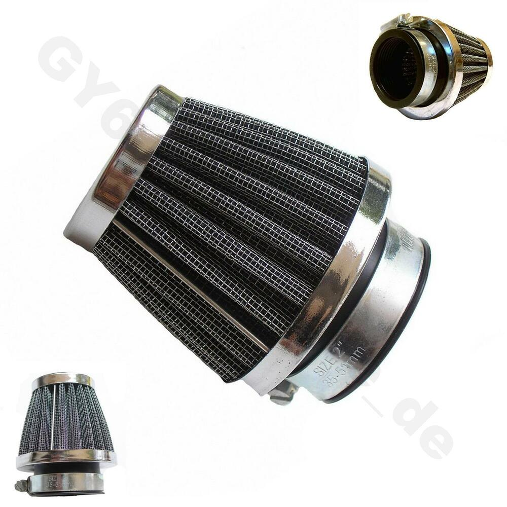 Moped Air Filter : High performance air filter mm gy stroke chinese