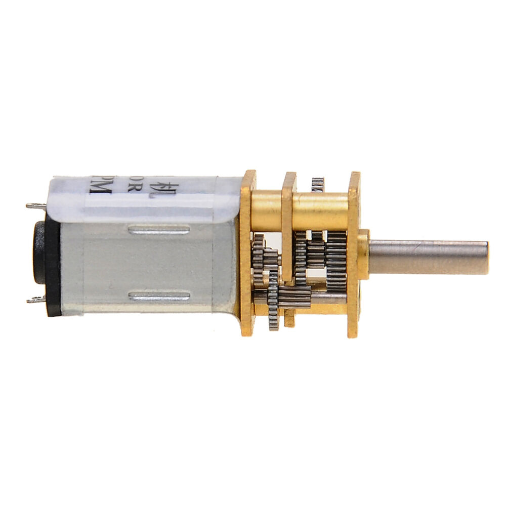 60rpm 6v high torque mini electric dc motor geared for High torque micro motor