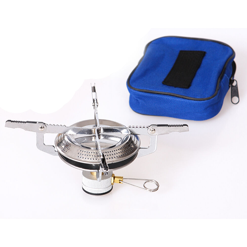 Lightweight Backpacking Stoves: Lightweight Large Burner Classical Outdoor Sports Camping
