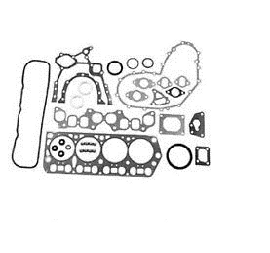toyota forklift overhaul gasket set kit 4y engine fork lift truck new