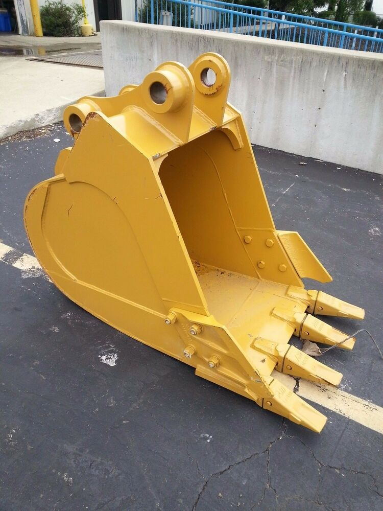Excavator Bucket : New quot caterpillar e b excavator bucket ebay