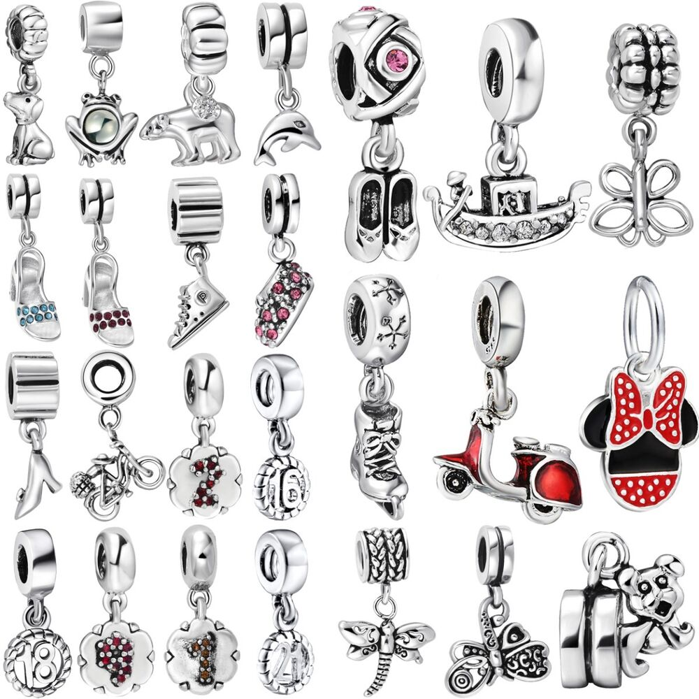 2017 hot bead 925 silver charms fit brand european women. Black Bedroom Furniture Sets. Home Design Ideas