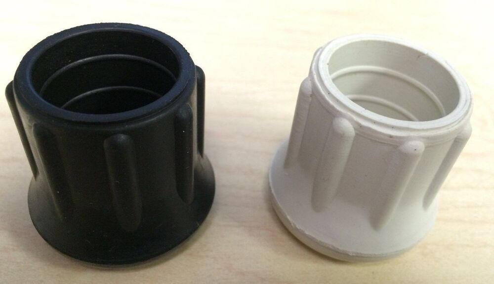 Heavy Duty Rubber Pvc Tips For Crutches Canes Walkers