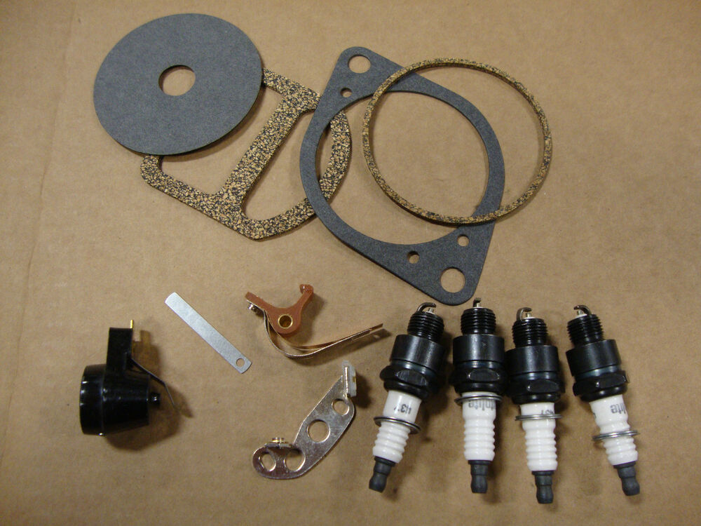 Ford 8n Tune Up Parts : N ford tractor ignition tune up kit with spark