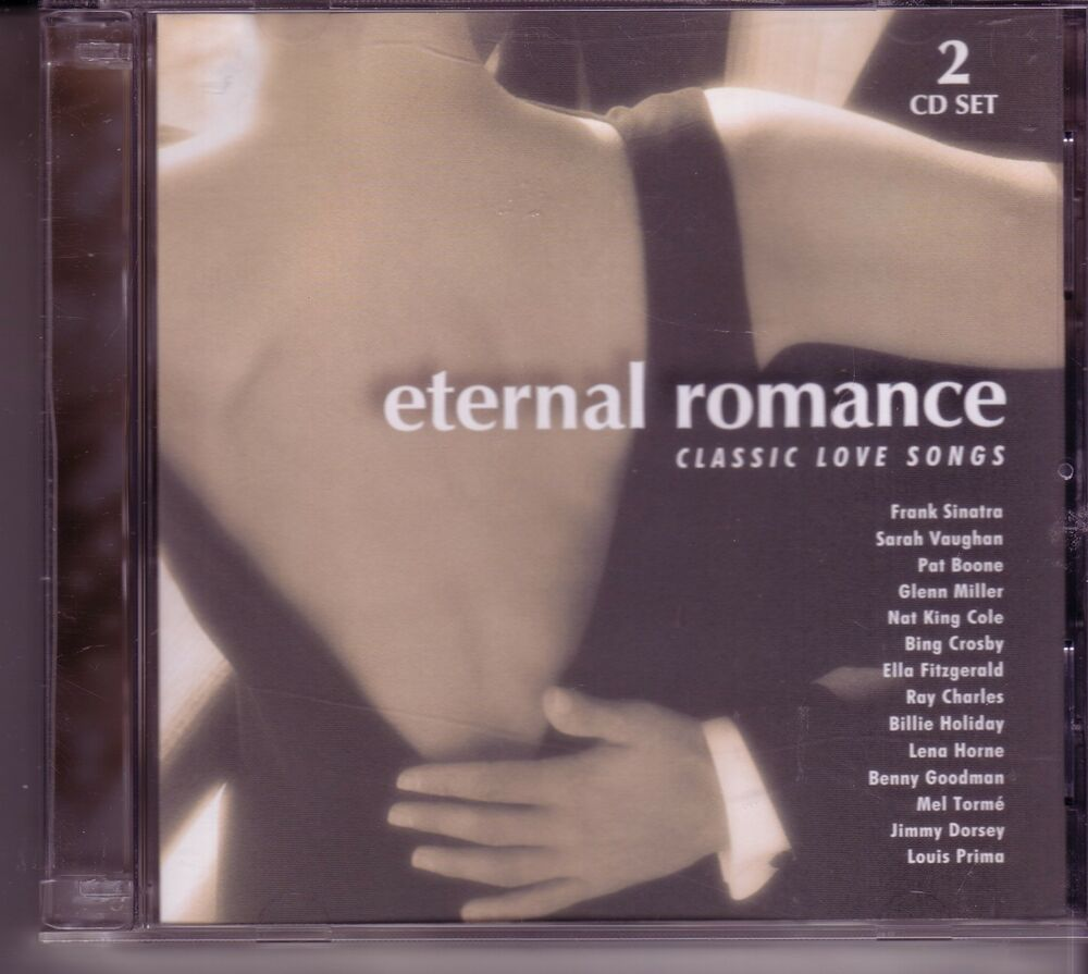 Eternal Romance Classic Love Songs 2CD Greatest 50s 60s