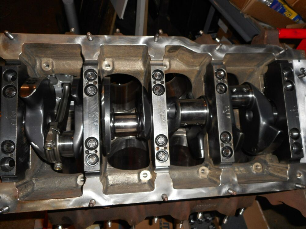 Dodge r5 p7 r5p7 mopar bare engine block new or used for What motor does nascar use