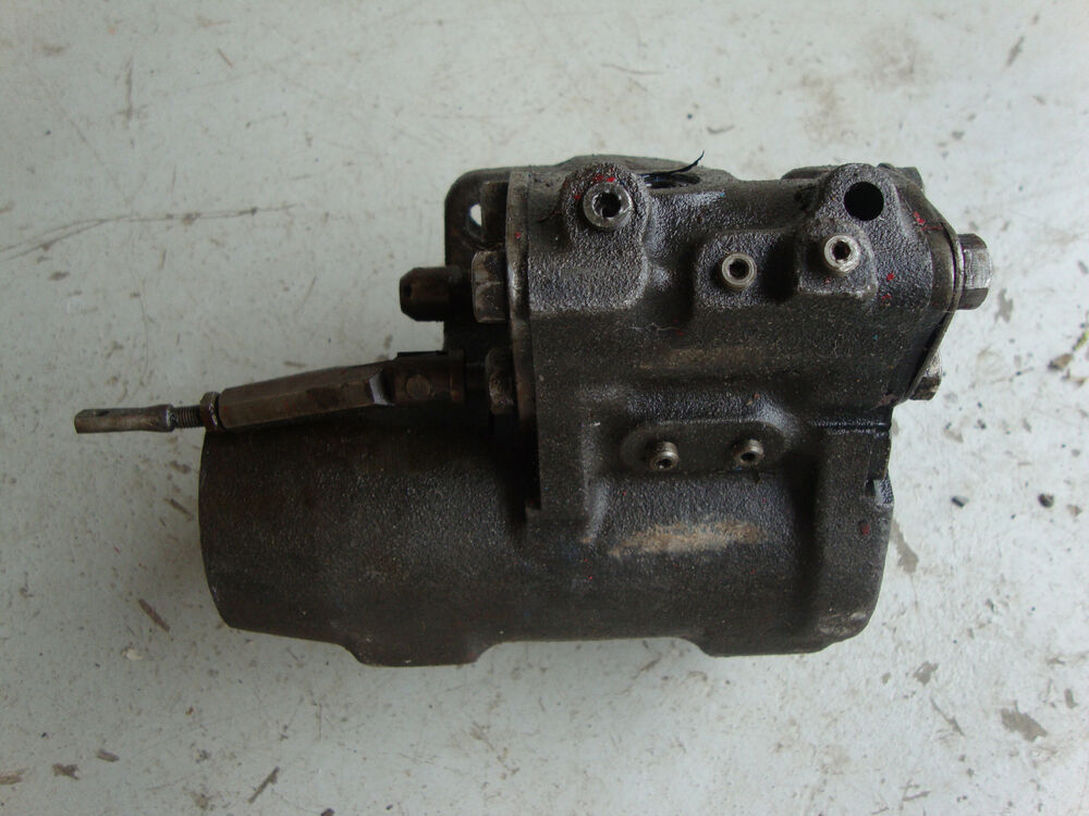 Ford Golden Jubilee Hydraulics : Oem naa jubilee ford tractor hydraulic lift cylinder ebay
