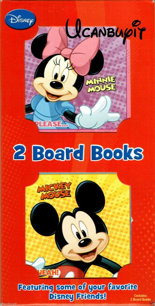 disney mickey mouse and minnie mouse beginners hands on. Black Bedroom Furniture Sets. Home Design Ideas