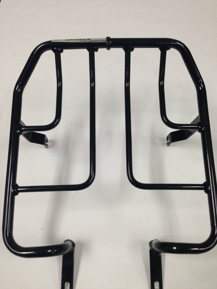 New Genuine OEM FOR Yamaha TW200 Rear Luggage Rack ABA ...