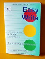 "EASYWRITE ""STANDARD "" School Exercise / Practice Book ""TOP QUALITY"""