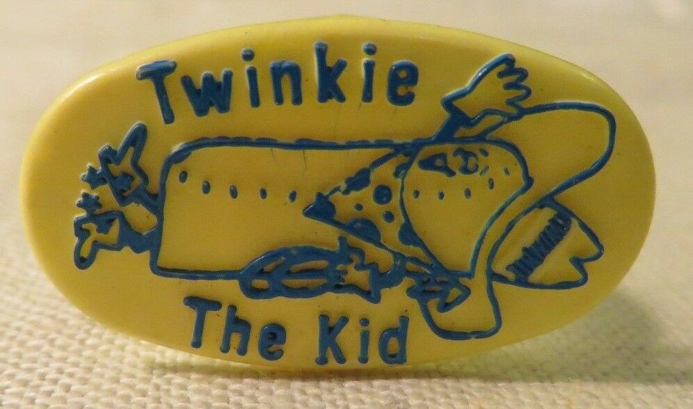 Twinkie The Kid Ring