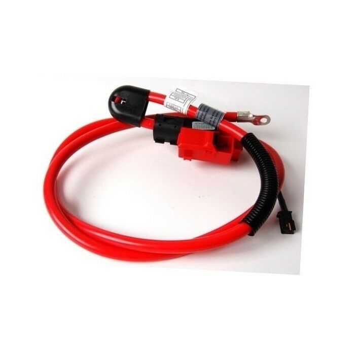 battery cable positive battery terminal to under floor cable fits bmw e60 ebay. Black Bedroom Furniture Sets. Home Design Ideas
