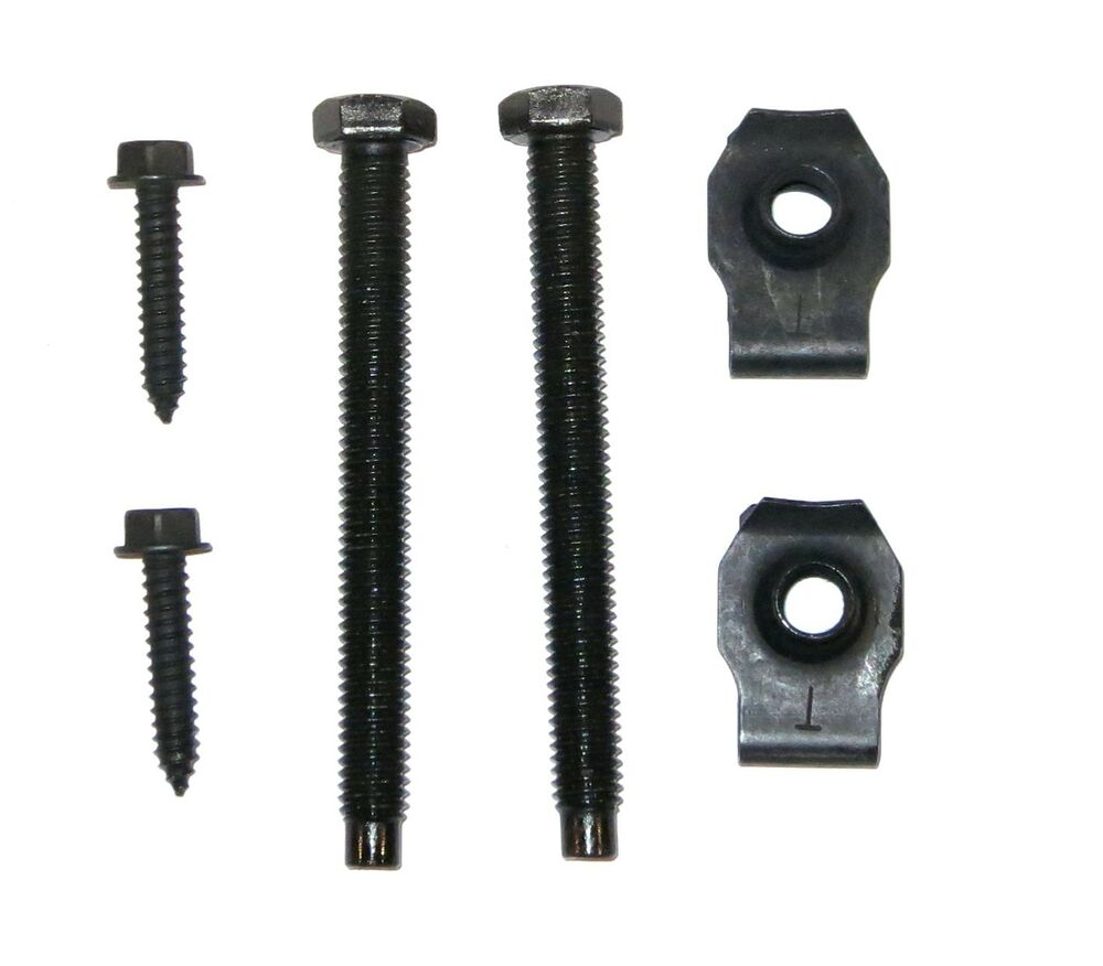 68 72 Fuel Gas Tank Strap Mount Bolts Hardware Gto 442 Gs