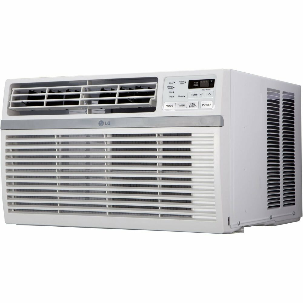 Lg lw8015er energy star 8000 btu 115v window mounted air for 115v window air conditioner with heat