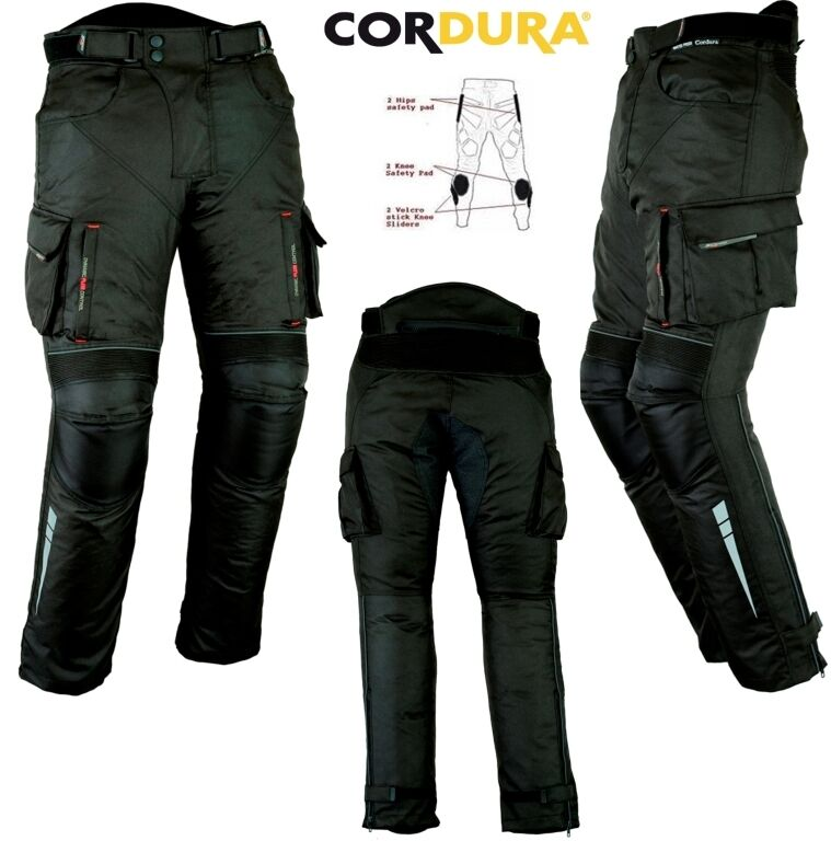 Armoured Motorcycle Trousers