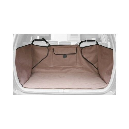 Suv Pet Barrier Vehicle Travel Dog Cargo Bed Cover Liner