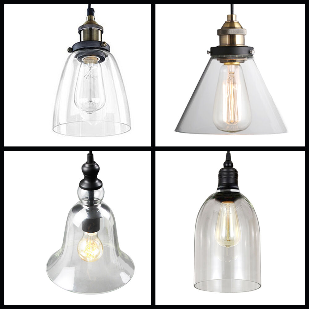 Vintage industrial bar pendant lamp ceiling light for Industrial bulb pendant