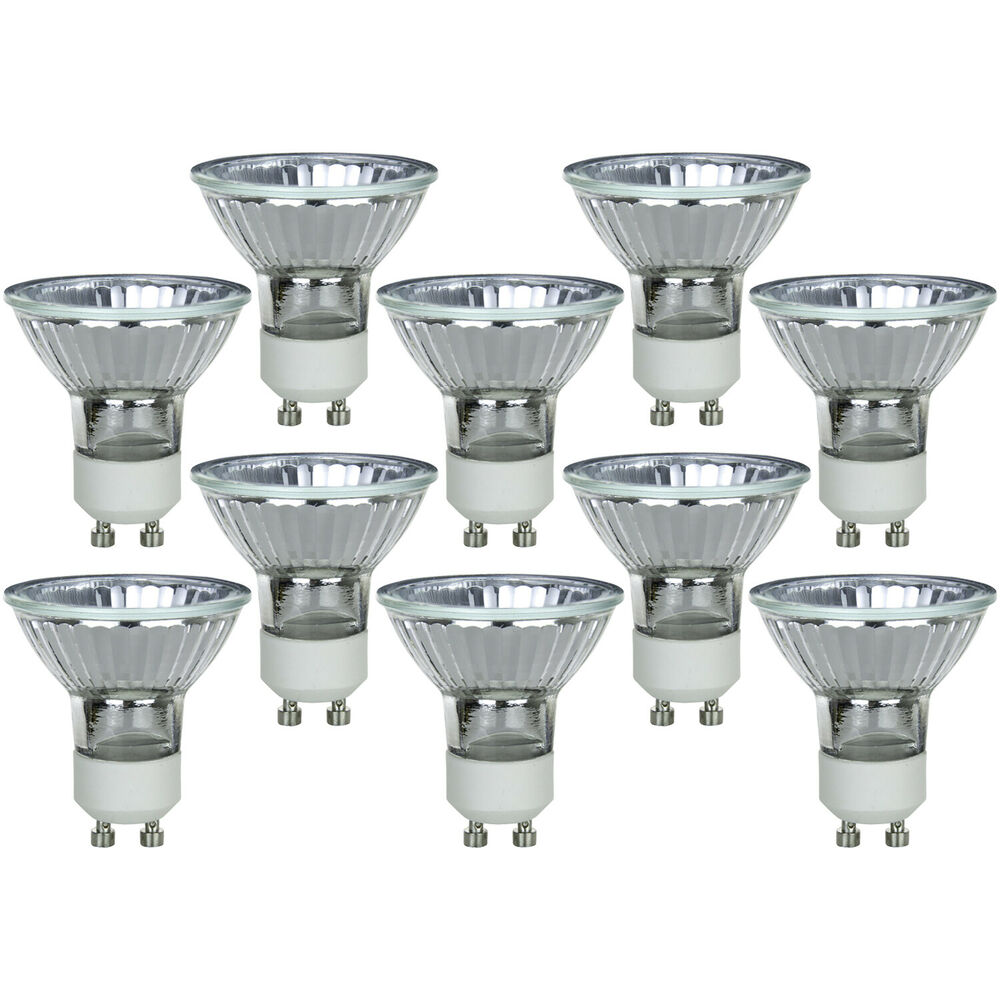 how to change a gu10 halogen bulb