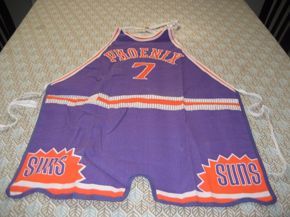 Vintage Phoenix Suns Kevin Johnson Nba Basketball Jersey