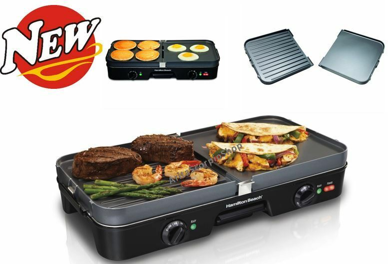 Large Electric Grill ~ Large electric griddle on shoppinder