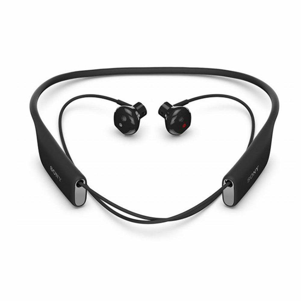 Sony SBH-70 Wireless Bluetooth NFC In-Ear Stereo Sports Running Headphones Black