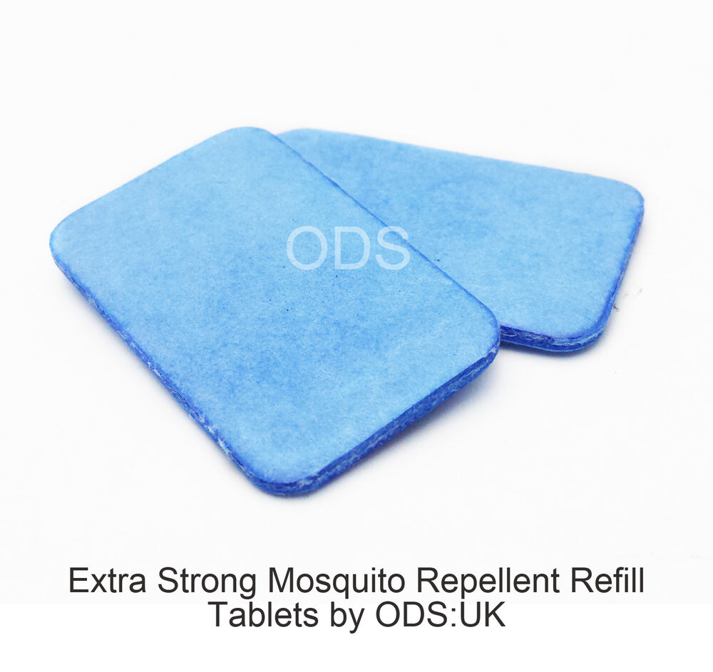20 X Mosquito Insect Repellent Tablets Replacement Plug In