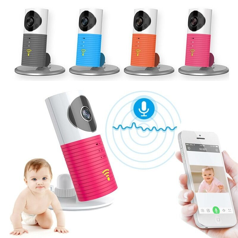 wifi wireless night vision camera baby care monitor security audio video 5 co. Black Bedroom Furniture Sets. Home Design Ideas
