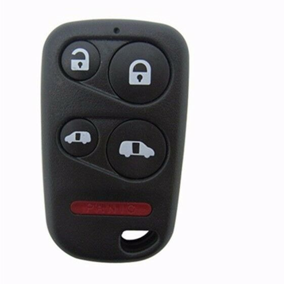 Honda Odyssey Key Replacement >> Keyless Remote 5 Button Key Fob Shell Case For 2001 2002 ...