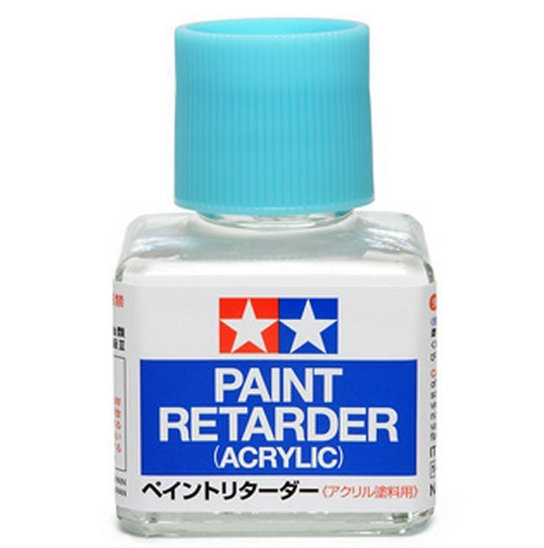 What Is Acrylic Paint Retarder