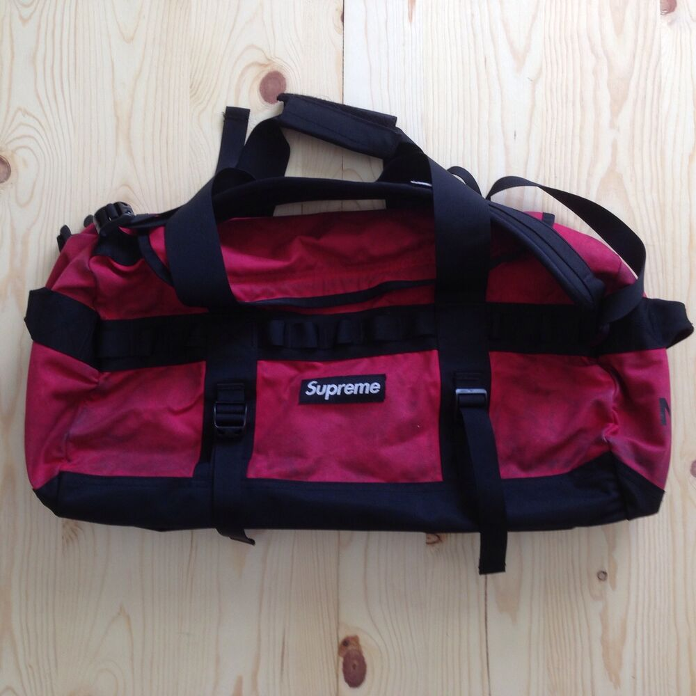 supreme x the north face waxed british millerain basecamp. Black Bedroom Furniture Sets. Home Design Ideas