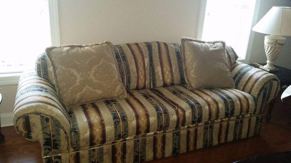 Sofa And Matching Love Seat Ebay